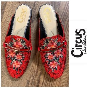 Circus by Sam Edelman Lacey Mules